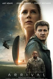 Arrival dvd cover