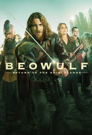 Beowulf: Returns to the Shieldlands dvd cover