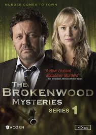 The Brokenwood mysteries. Series 1 dvd cover