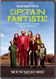 Captain Fantastic dvd cover