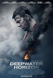 Deepwater Horizon dvd cover