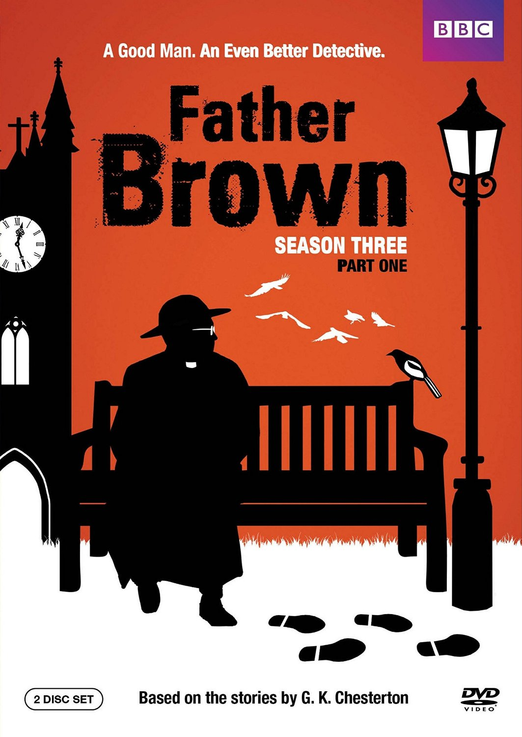 Father Brown: Season 3 / Part 1 dvd cover