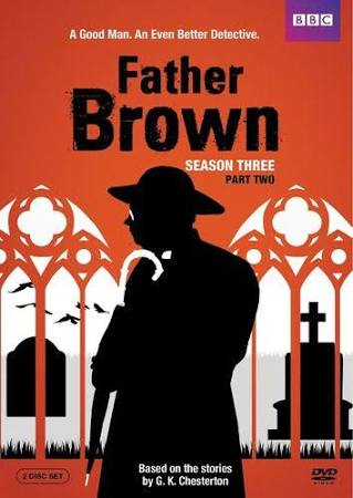 Father Brown: Season 3 / Part 2 dvd cover