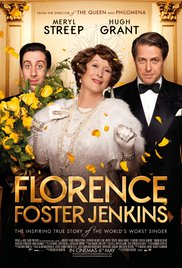 Florence Foster Jenkins dvd cover