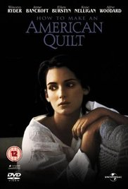 How to make an American quilt dvd cover