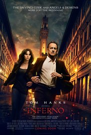 Inferno dvd cover