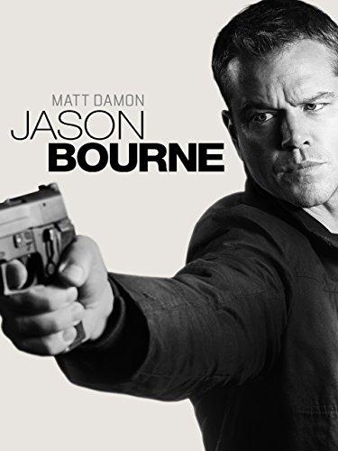 Jason Bourne dvd cover