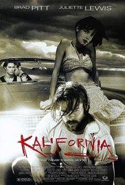 Kalifornia dvd cover