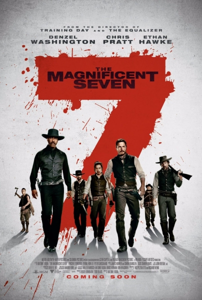 The magnificent seven dvd cover