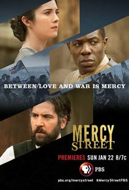 Mercy Street. Season 2 dvd cover