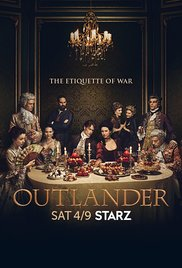 Outlander: Season 2 dvd cover