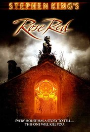 Stephen King's Rose Red dvd cover