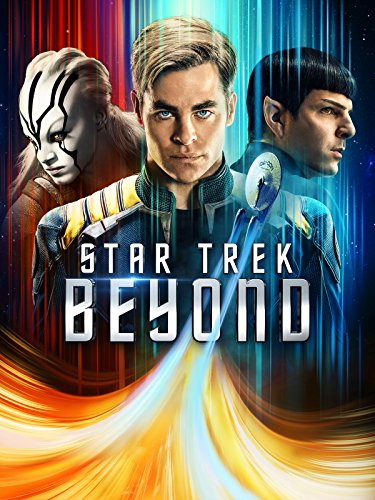 Star trek: Beyond dvd cover
