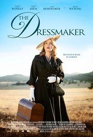 The dressmaker dvd cover