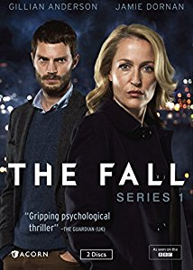 The Fall - Series 1 dvd cover