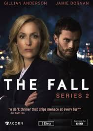The Fall - Series 2 dvd cover