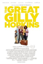 The Great Gilly Hopkins dvd cover