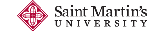 Logo image for Saint Martin's University