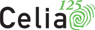 Celia-kirjaston logo.