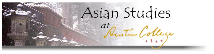 Asian Studies at Austin College
