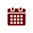 calendar icon (decorative)