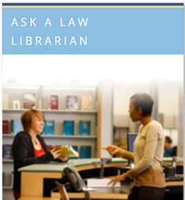 Ask A Law Librarian