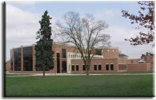 Lewis A. Jackson Library, Indiana Wesleyan University