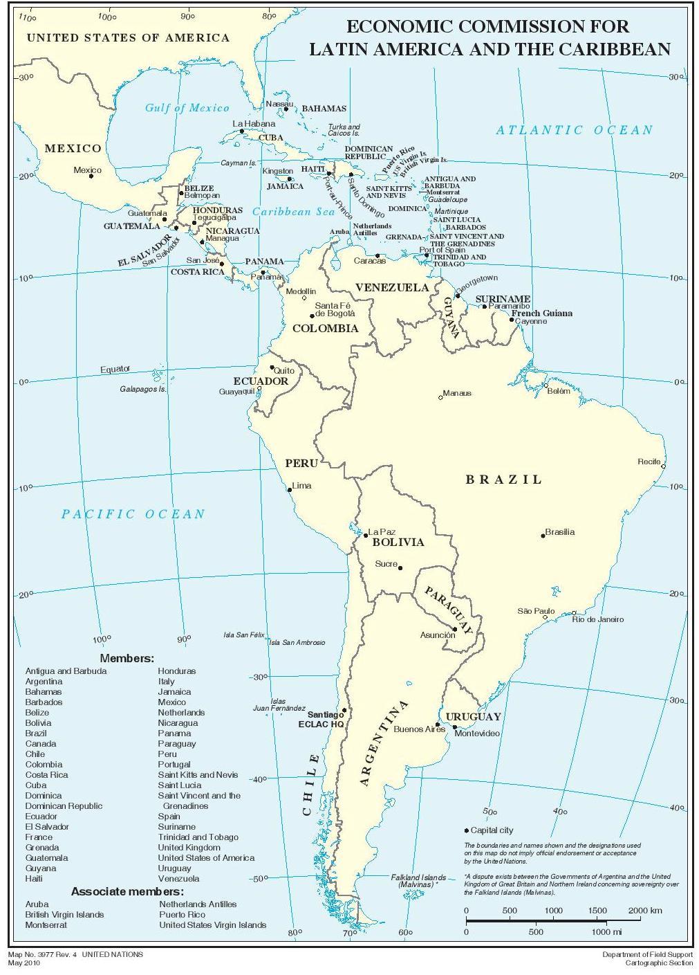 Introducción América Latina Y El Caribe Recursos De Información Research Guides At United Nations Dag Hammarskjöld Library