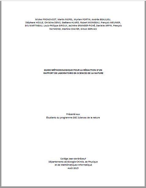 Guides Méthodologiques Mes Outils De Citation
