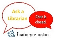 Chat closed, click to email us