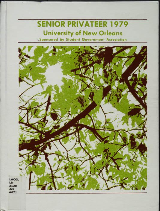 cover of Senior Privateer 1979
