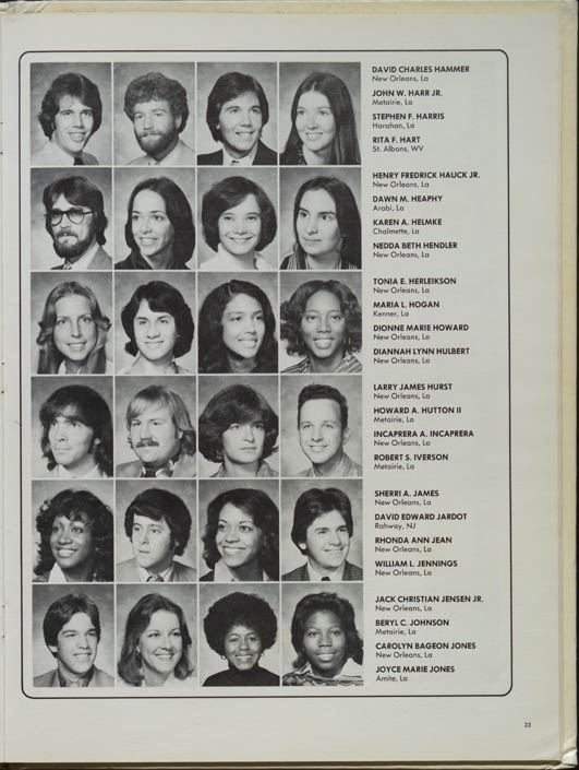 East Petersburg Pa >> 1979 - The University of New Orleans Yearbooks - Library Guides at University of New Orleans