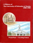 Cover - A History of the University of Nebraska at Omaha 1908-1983