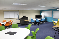 photo of collaborative classroom