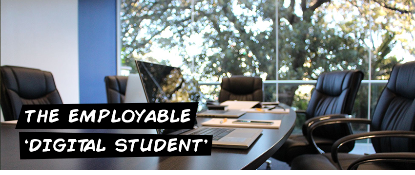 The employable digital student