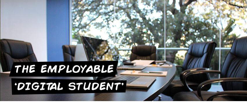 The employable digital student
