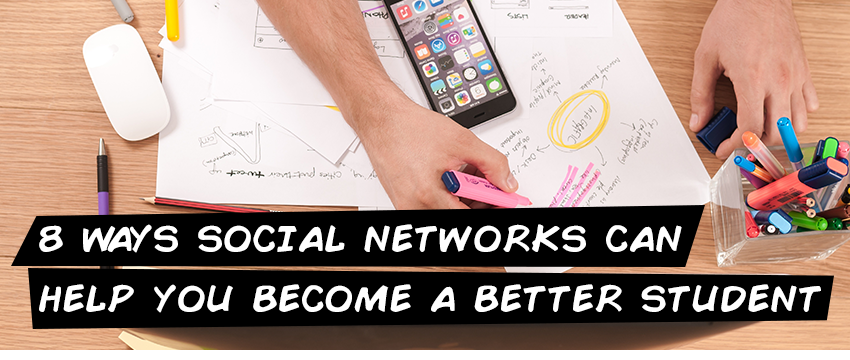 8 ways social networks can help you become a better student