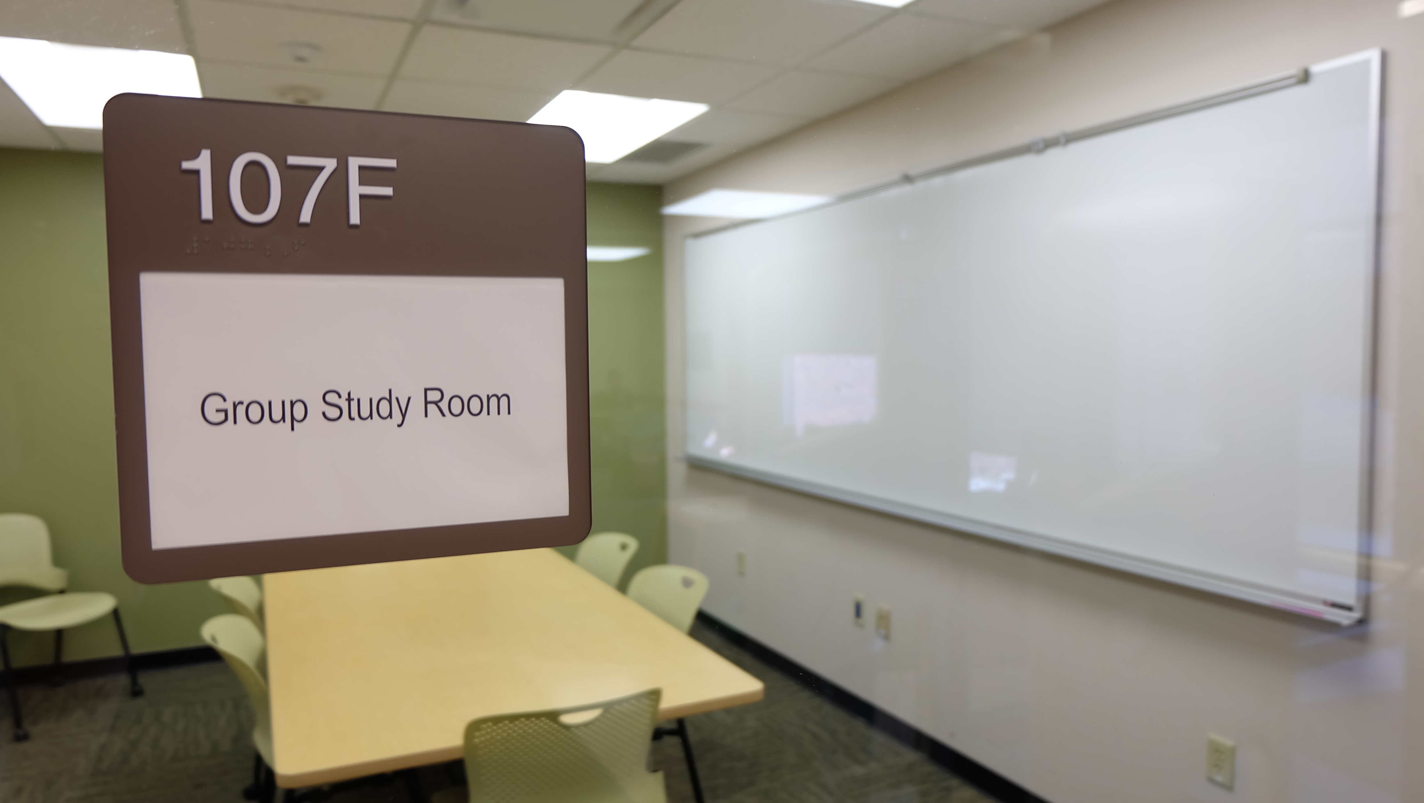 Study Rooms | Health Sciences Library
