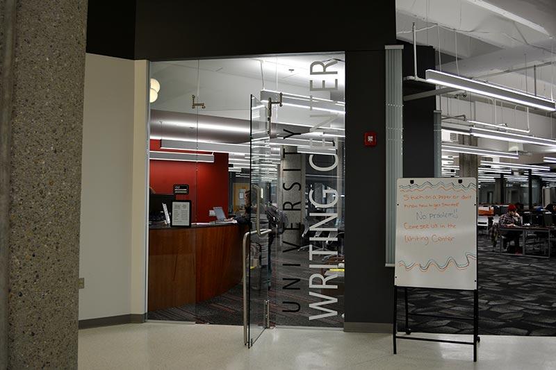 new Writing Center