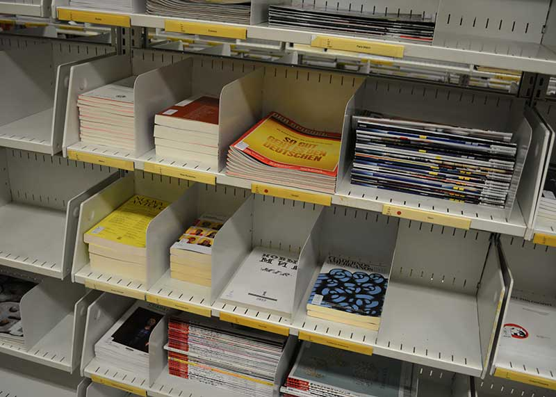 Current Periodicals Collection