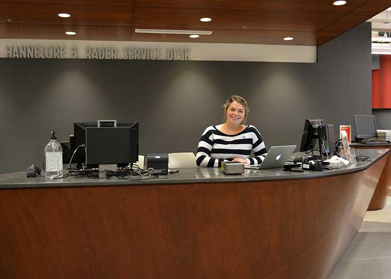East Service Desk