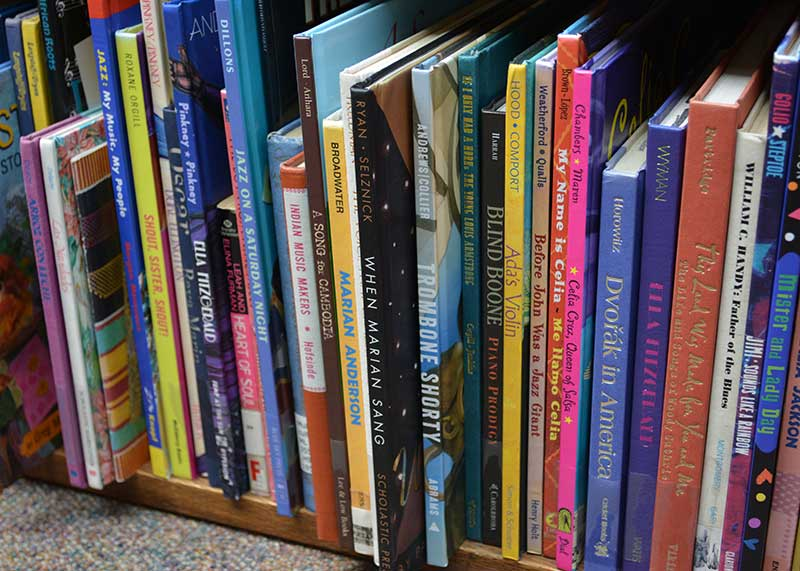 Multicultural Children's Literature Collection