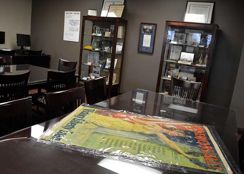 University Archives & Records Center
