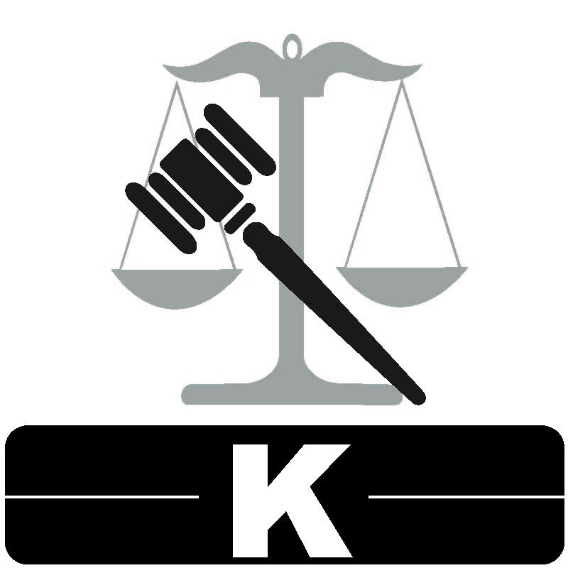 Library Icon K for Law