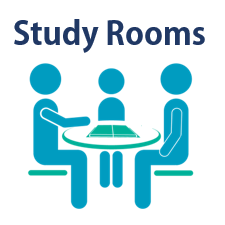 Study Rooms icon