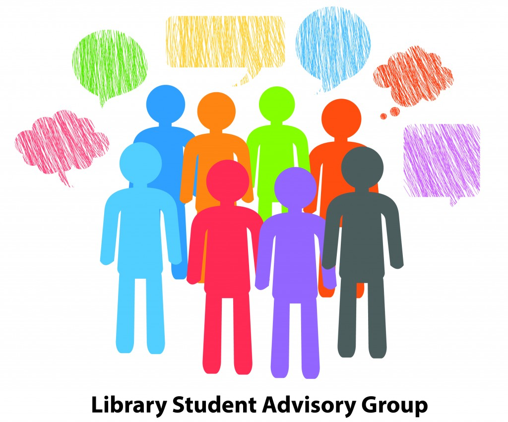 Student advisory group logo