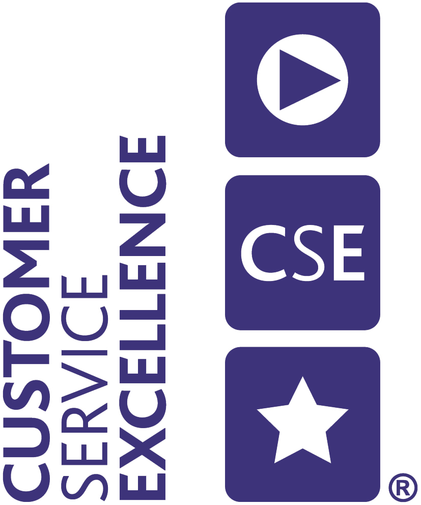 Customer Services Excellence logo