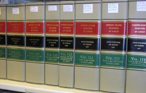 U.S. Statutes at Large