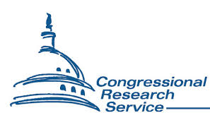 Congressional Research Service logo with drawing of US Capitol building