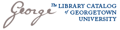 George - The Library Catalog